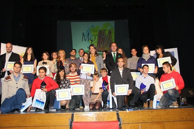 Los premios Motril Joven reconocerán este jueves a siete motrileños por su contribución a la ciudad en distintas facetas