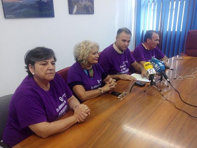 CA pide al gobierno local tarjeta de residentes de zona azul para los trabajadores de Motril