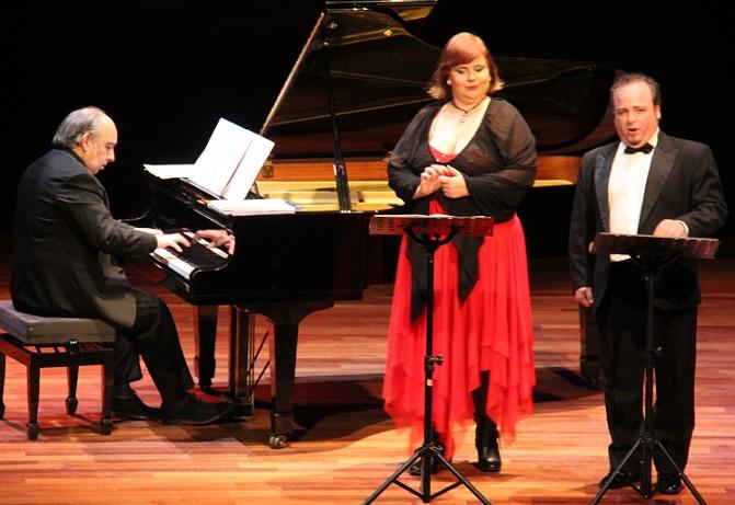 Bello concierto lírico ofreció Juventudes Musicales de Almuñécar