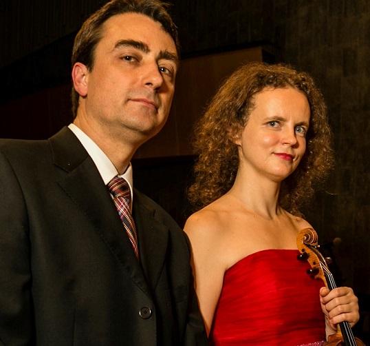 El Dúo Kalina Macuta y Daniel Blach actuarán el lunes en Almuñécar