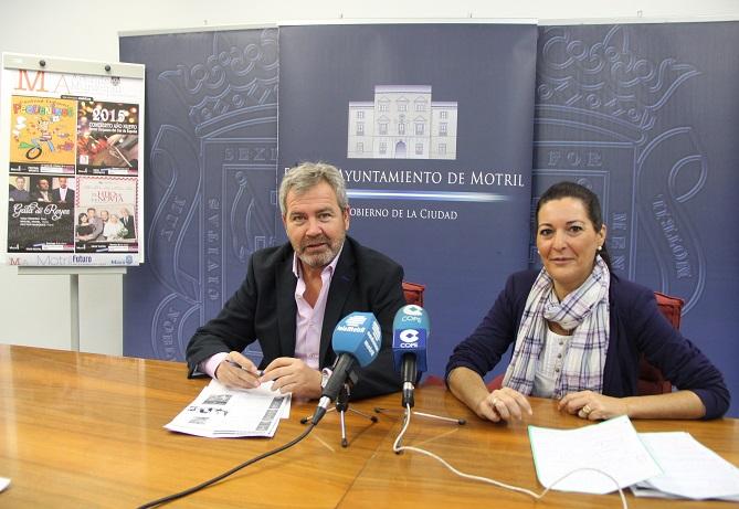 Motril celebrará la Navidad con múltiples actividades culturales y deportivas