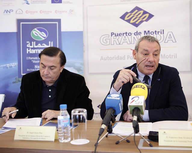 El Puerto organiza en Nador un foro sobre logística al que asisten una veintena de empresas