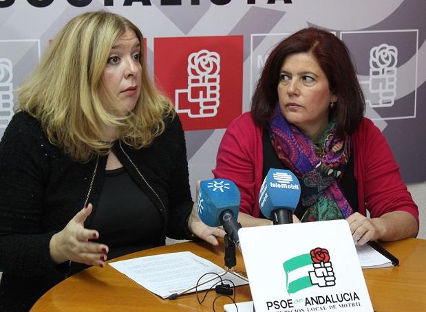 El PSOE critica el silencio y la inacción de Sebastián Pérez ante la marginación de Motril de las ayudas a las conexiones con Melilla