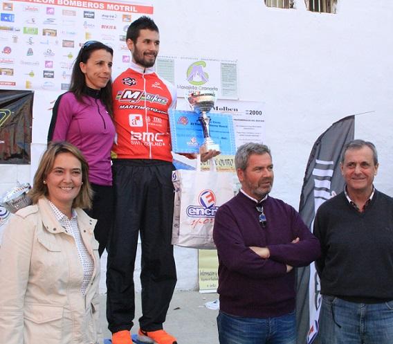 El Duatlón cross El Tizón de Motril se consolida en el calendario deportivo