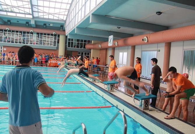 El equipo de Natación de Almuñécar consiguió seis podios en el Provincial celebrado en la piscina sexitana