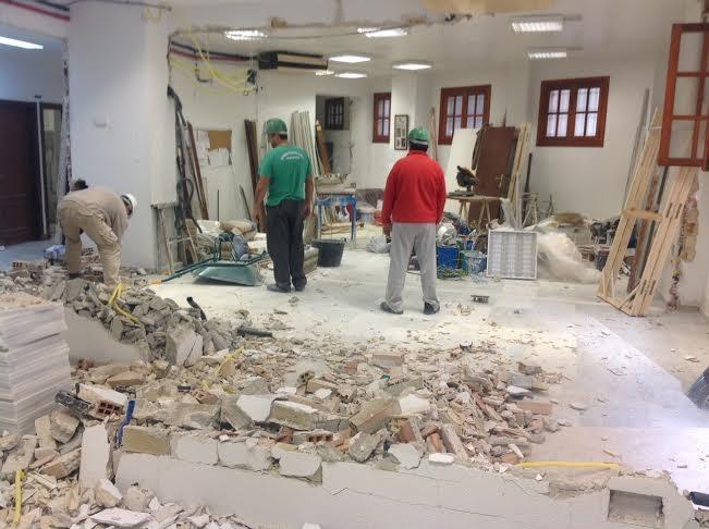 El Consistorio sexitano celebrará cursos para la obtención de la Tarjeta Profesional de la Construcción