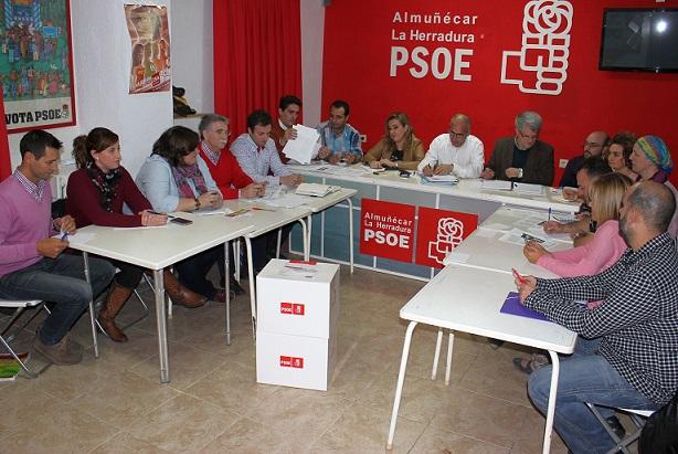 """García Alabarce (PSOE): """"Trabajaré con transparencia, honestidad, diálogo y dedicación"""""""
