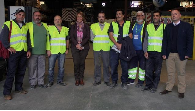 66 motrileños mayores de 30 acceden durante seis meses a un puesto de trabajo en el Ayuntamiento de Motril y las Elas