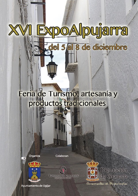 ExpoAlpujarra comienza este viernes en Ugíjar con 43 expositores