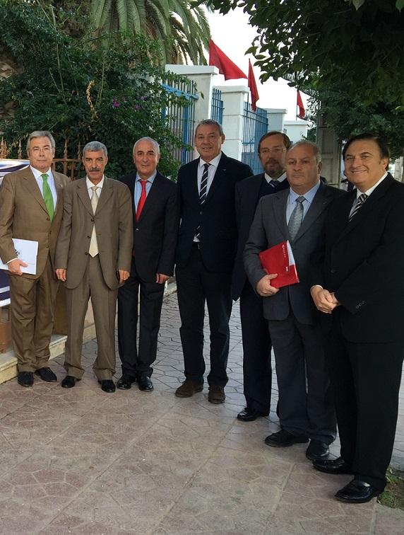 El Foro Logístico de Nador propicia más de 200 encuentros entre empresas españolas y marroquíes