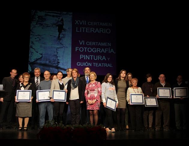 El certamen artístico del área de Igualdad supera la participación de las ediciones anteriores