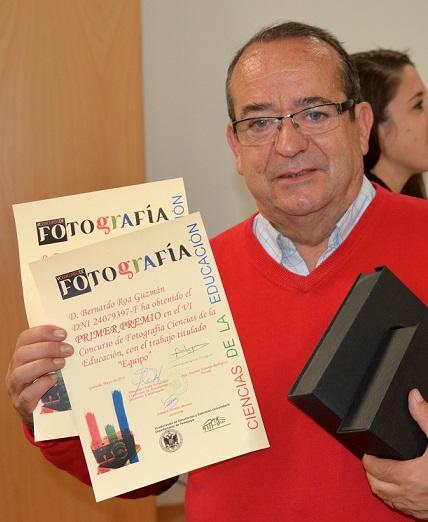 """Entrega de premios """"FOTOGRAFIANDO LA EDUCACION"""