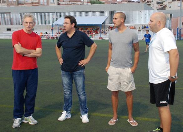 Los alevines del Puerto de Motril CF de Cuarta Andaluza vuelven a golear y alcanzan el centenar de goles