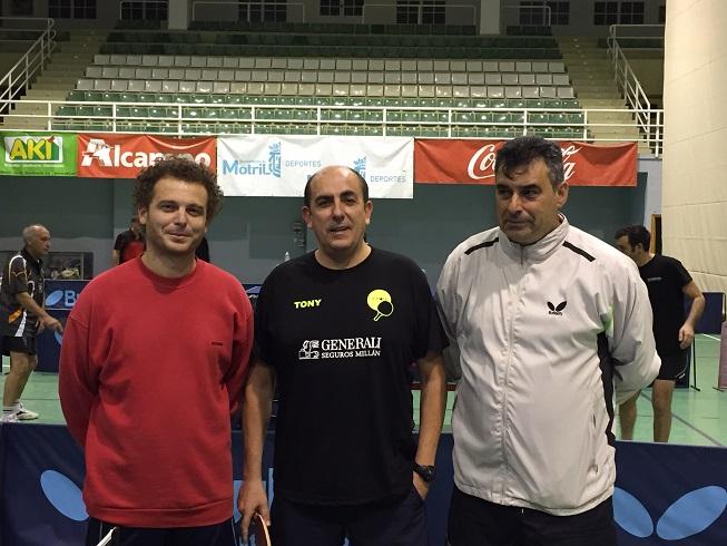 """C.R. MOTRIL """"A"""" Campeón del Grupo C de la Liga de Veteranos División de Honor Andaluza"""