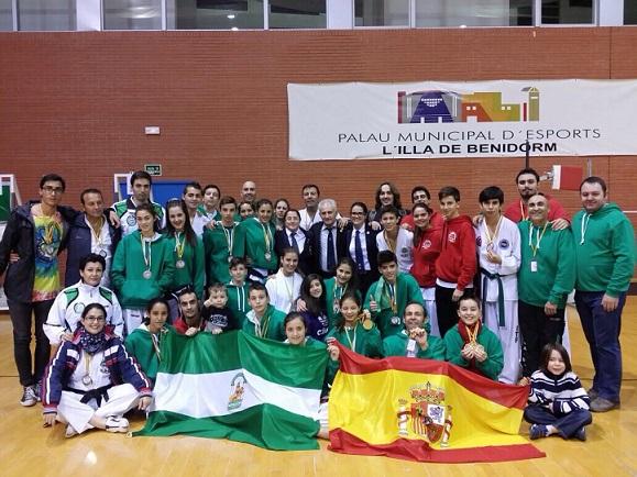 ÉXITO DEL CLUB KGM-MOTRIL EN LA COPA DE ESPAÑA 2014