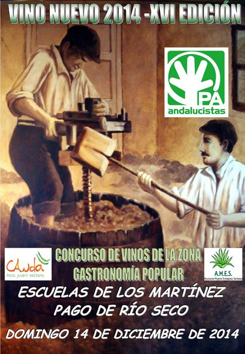 Jornada de convivencia Vino Nuevo 2014 en Almuñécar