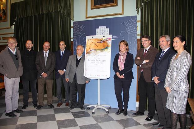 Motril consolida su vocación de capital cultural con el VI certamen nacional de Pintura Ramón Portillo