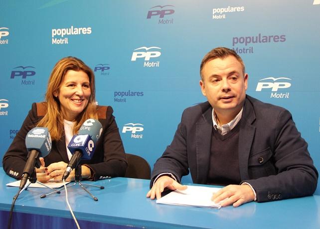 PP Motril anuncia riesgo de inundaciones si no se limpian las ramblas