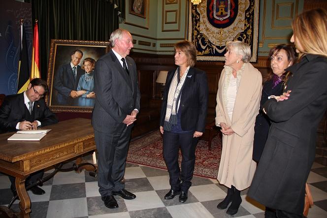 Motril despidió a la Reina Fabiola de Bélgica con una misa funeral en la Encarnación