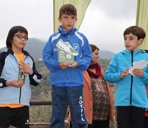 CIRCUITO PROVINCIAL DE CAMPO A TRAVÉS PANTANO DE BÉZNAR