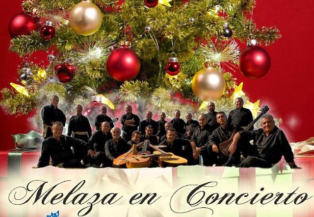 Melaza en concierto el sábado en el teatro Calderón de Motril