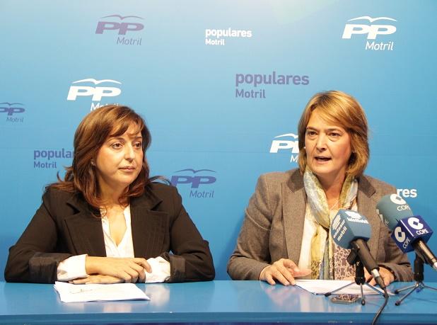 PP-Motril denuncia que la Junta debe al Ayuntamiento 750.000 euros en materia de ley de Dependencia