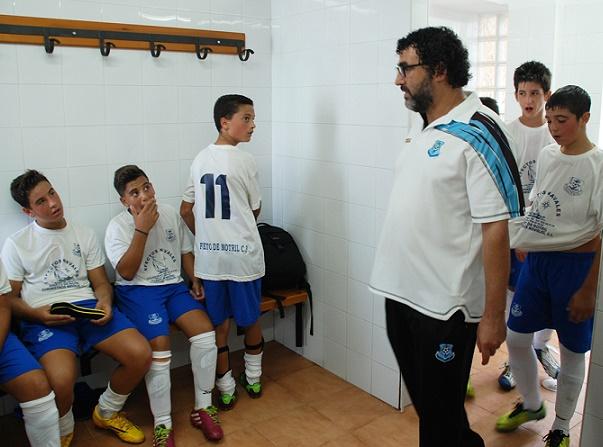 Seis victorias, con dos marcadores espectaculares que llegaron a los nueve goles, para el Puerto de Motril CF