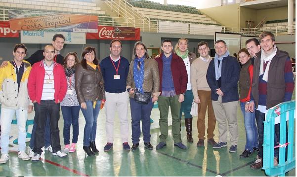 Motril celebra el próximo martes el Encuentro Joven 'Costa Tropical'