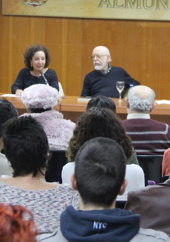 Jesús Serrano presenta su  nuevo libro sobre la dimensión poética  de Santa Eulalia de Prudencia a Lorca