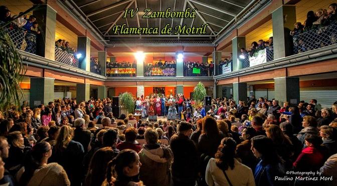 La zambobá llenó el mercado municipal de Motril