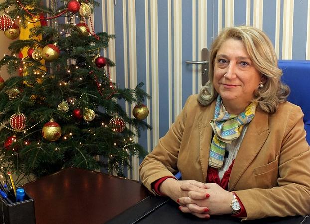 Mensaje institucional de Navidad de la alcaldesa de Almuñécar