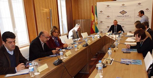 El Consejo de Administración del Puerto se pronuncia a favor de la línea marítima con Melilla