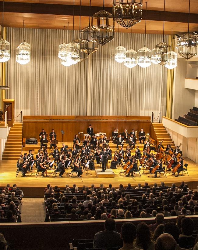 La Joven Orquesta del Sur de España ofrecerá el concierto de año nuevo en Motril