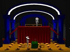 """La Compañía Nacional de Teatro escenifica """"Viaje del Parnaso"""" de Cervantes por toda España y entre los teatros programados, el Teatro Calderón de la Barca de Motril"""