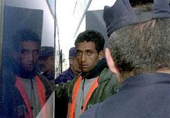 Interceptada una patera con 61 inmigrantes en Granada