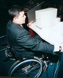 El Gobierno prevé sanciones de hasta un millón a las empresas que discriminen a los discapacitados.