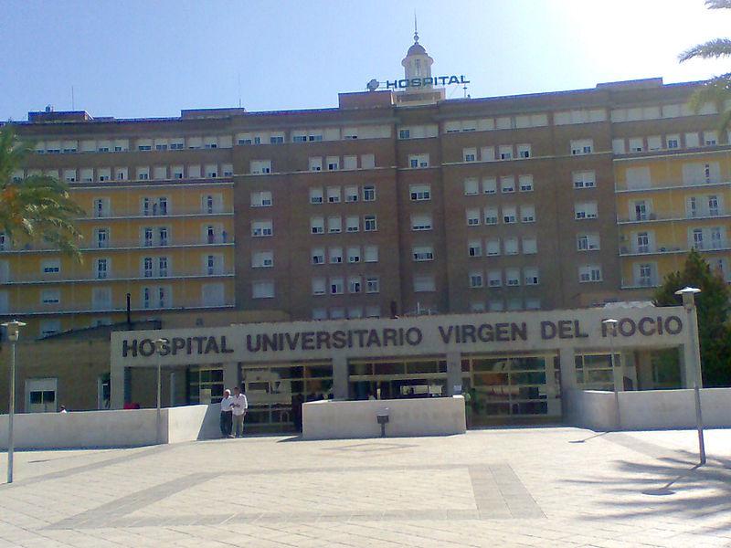 Archivo:Hospital Virgen del Rocío Sevilla.jpg
