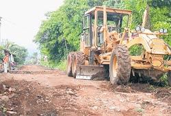 COAG denuncia el mal estado de los caminos rurales de Motril