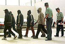 Ya se ha superado en lo que va de año el número de inmigrantes menores que llegaron a nuestro país en patera
