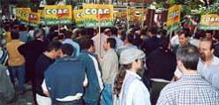 COAG anuncia la intensificación de las movilizaciones y una gran manifestación a final de año para exigir al gobierno un gasóleo agrícola profesional