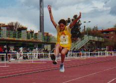 Excelente resultado de los atletas motrileños en el campeonato nacional cadetes