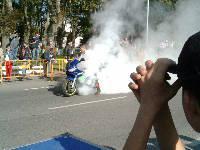 Cerca de un millar de moteros participan este fin de semana en la VI Concentración mototurística de Almuñécar. El punto de reunión será el parque Aquatrópic