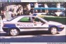 La Policía Local de Motril detiene esta madrugada a un individuo que presuntamente había forzado la cerradura de dos vehículos estacionados en el aparcamiento de la calle Borde de la Acequia