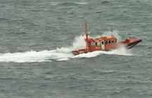 Salvamento Marítimo ha rescatado un pesquero que se encontraba a la deriva frente a la costa de Granada